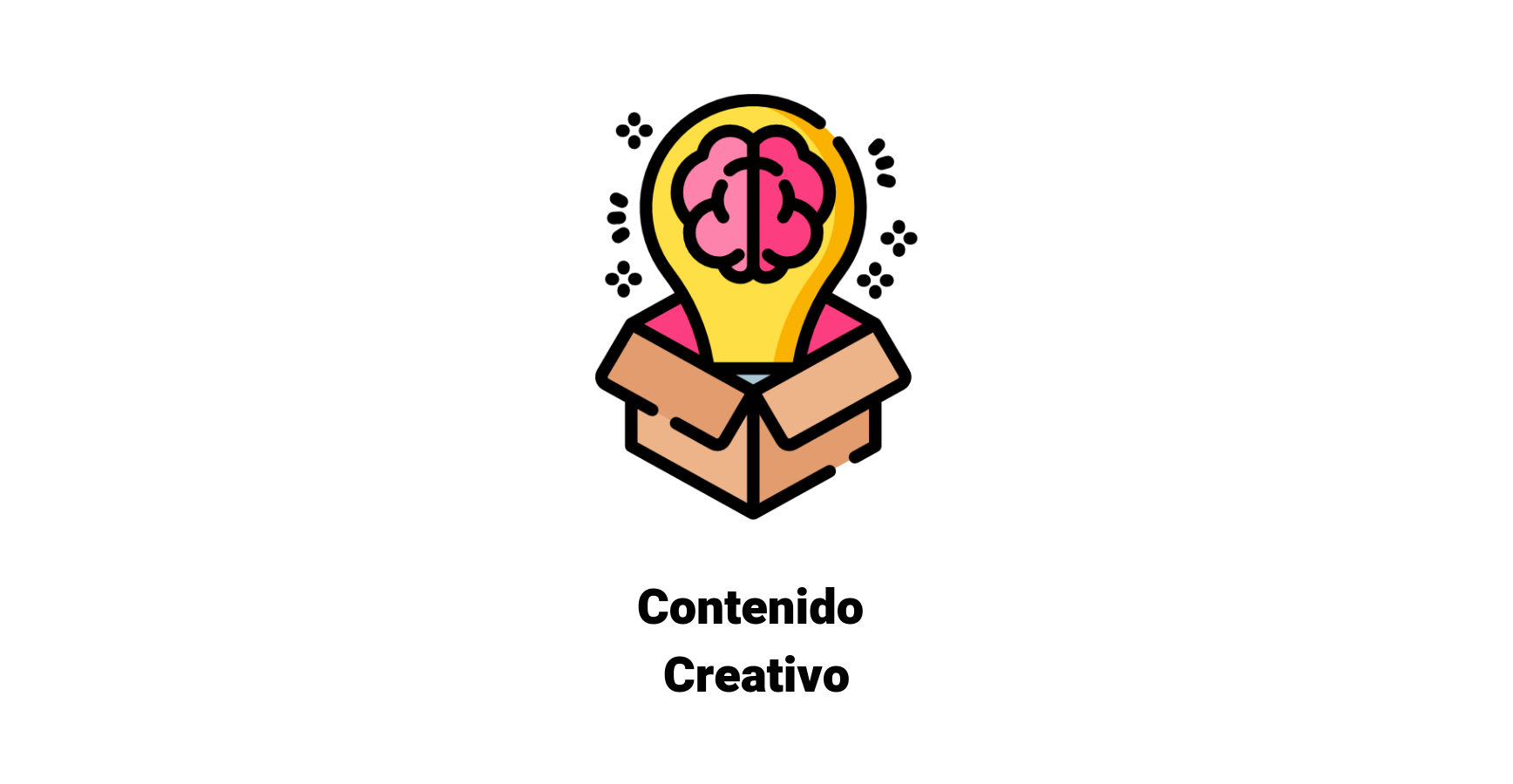 Definición de contenido creativo